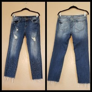 STS Blue Jeans - STS Blue Taylor Straight Leg Jean's Size 29